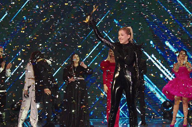 Fest 58, Nata tretë, Arilena Ara fituese e çmimit të parë