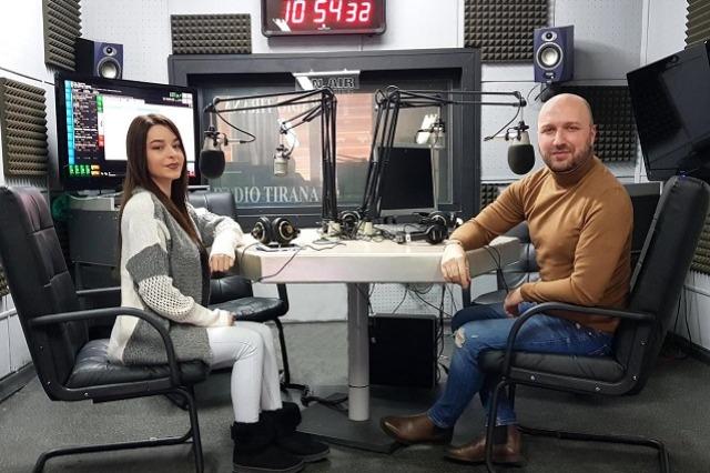Inis Neziri: Kënga ime ka frymë Eurosong-u