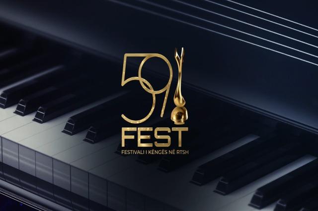 Shpallet lista e këngëve pjesëmarrëse në edicionin e 59-të të Festivalit të Këngës në RTSH.