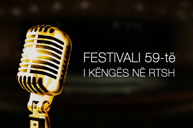 FESTIVALI 59-të i KËNGËS NË RTSH