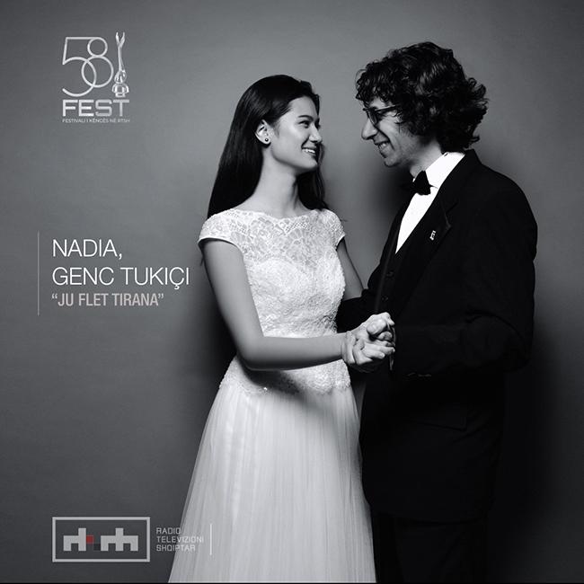 Genc TUKIÇI & Nadia TUKIÇI - Ju flet Tirana