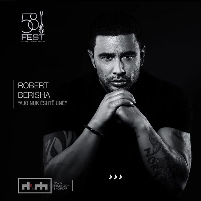 Robert BERISHA - Ajo nuk është unë