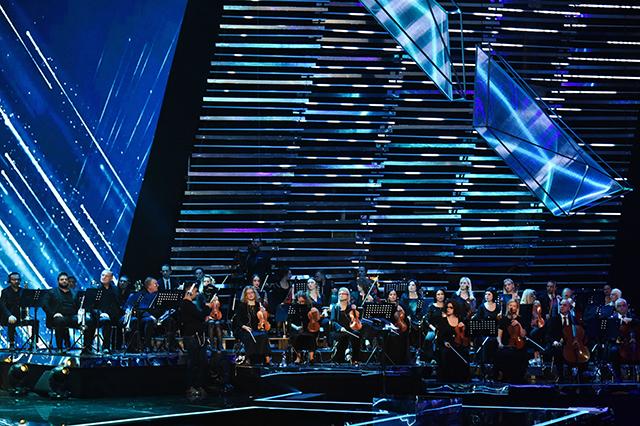 Fest 58, Nata dytë, Orkestra RTSH