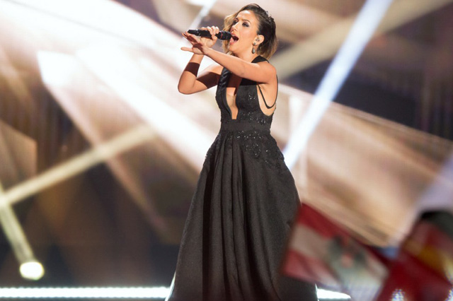 Eurovision 2015 - Elhaida Dani