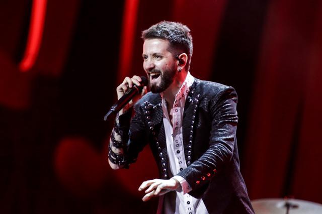 Eurovision 2018 - Eugent Bushpepa