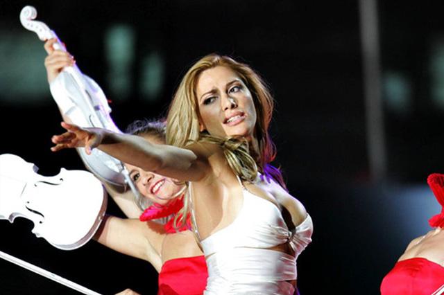 Eurovision 2005 - Ledina Çelo