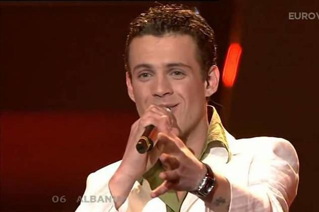 Eurovision 2006 - Luiz Ejlli