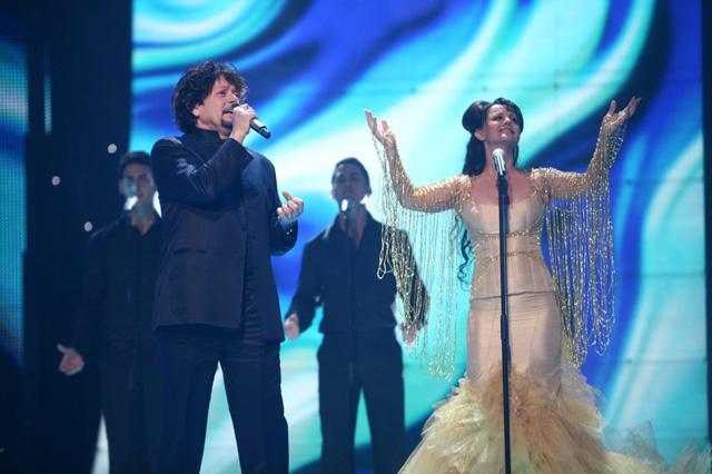 Eurovision 2007 - Frederik Ndoci