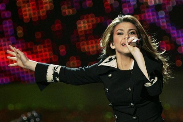 Eurovision 2008 - Olta Boka