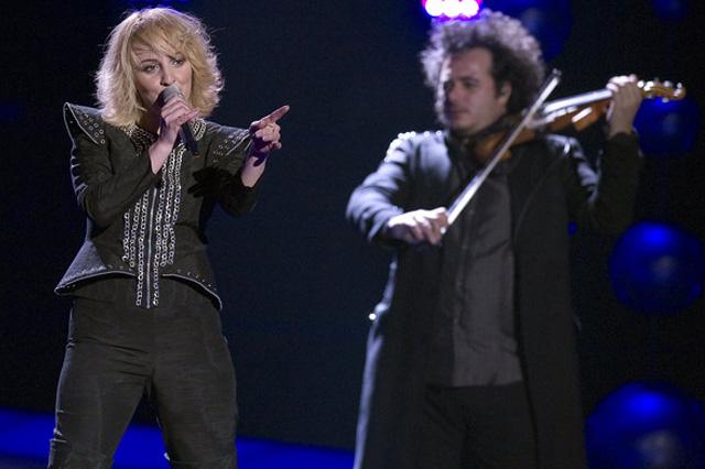 Eurovision 2010 - Juliana Pasha