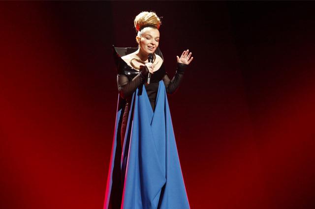 Eurovision 2012 - Rona Nishliu