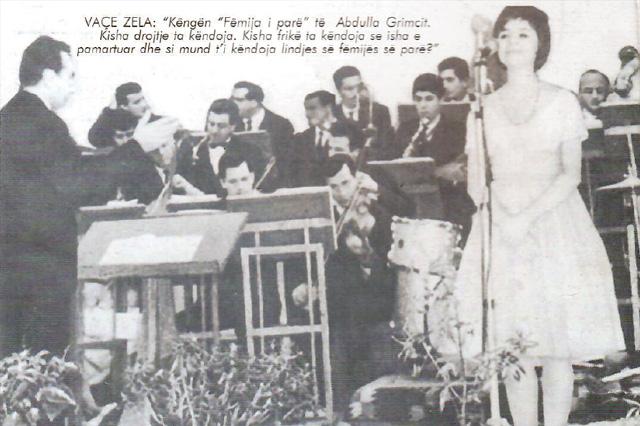 Vaçe Zela
